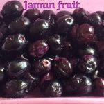 Jamun fruit sarbath for indigestion(ajeeranam in tamil) problems